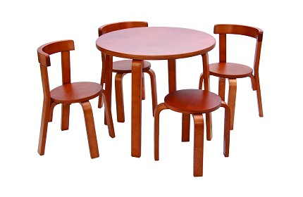 Svan Table and Chair Set