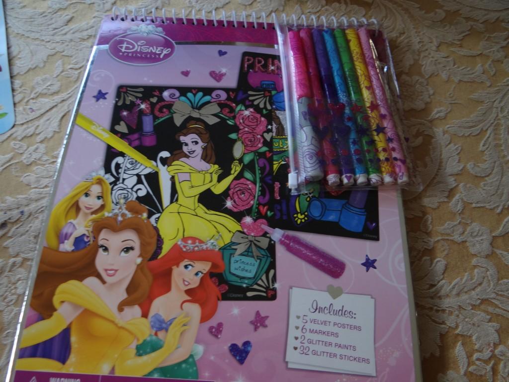Disney Princess Arts