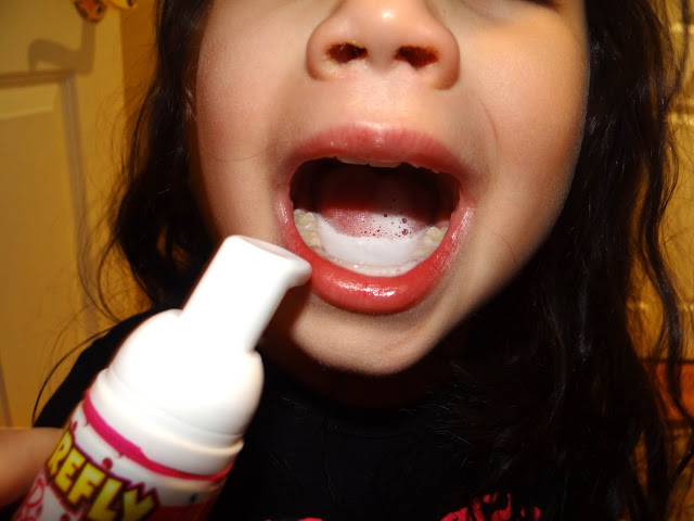 Firefly Toothpaste/Toothbrush