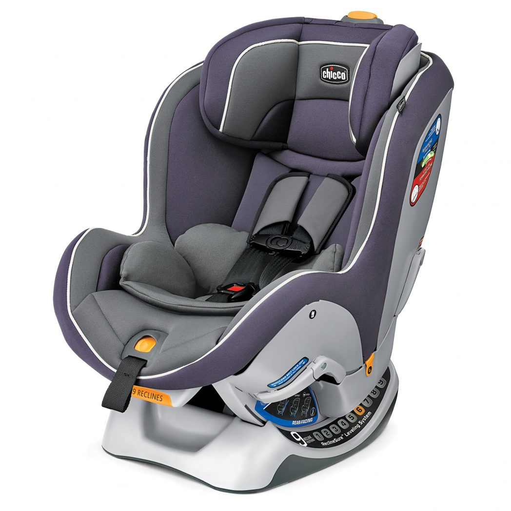 Front Facing Car Seat Set Up