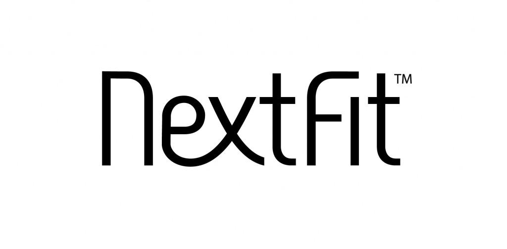 NextFit Logo (Black)