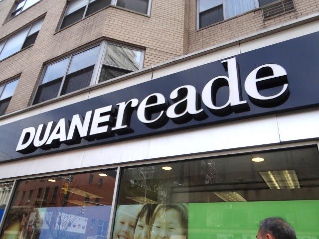 Duane Reade Healthy and Happy Magazine