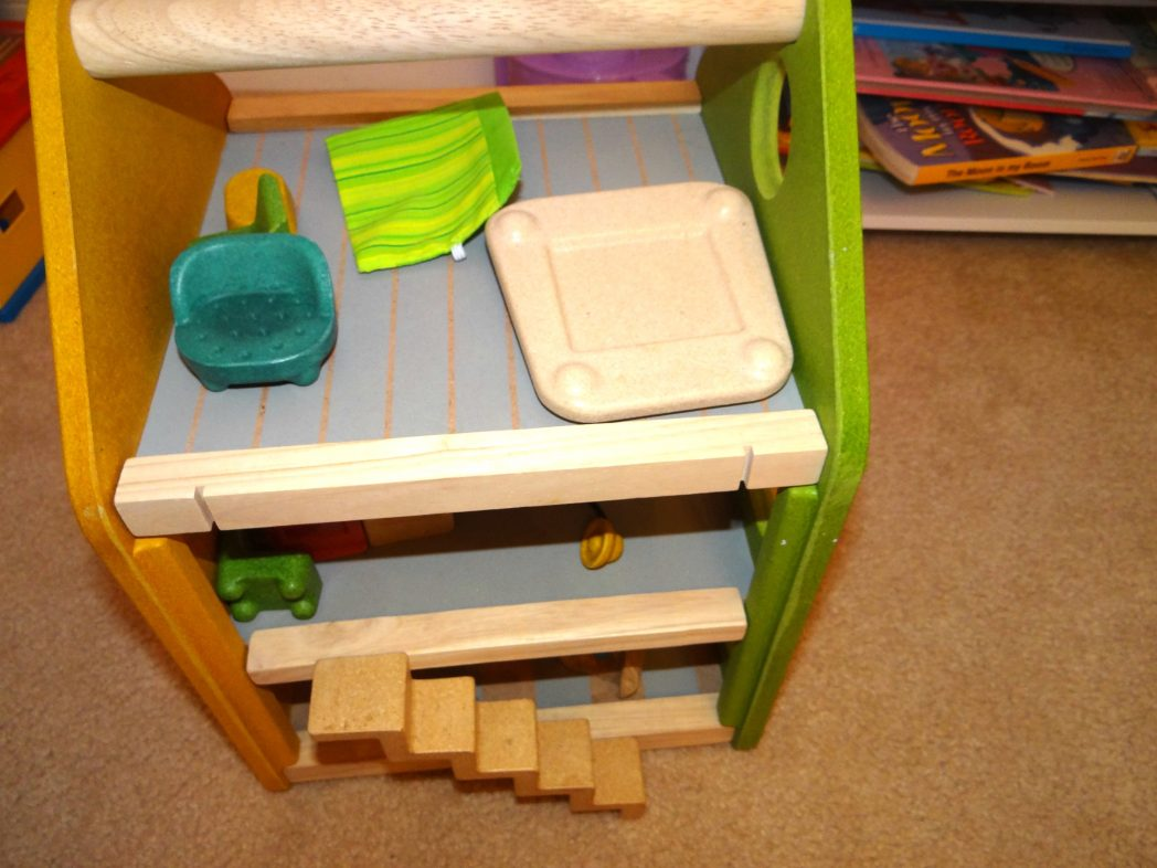 Plan Toys Dollhouse Is A Fan Favorite In Our Household The
