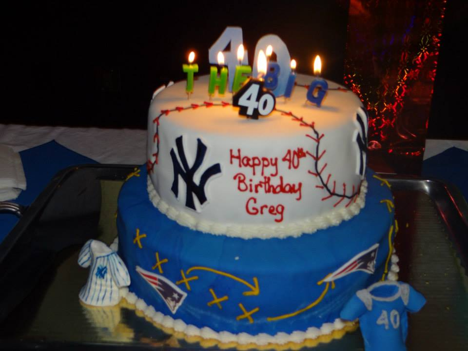 Birthday Cakes Ideas For My Husband ~ Surprise th birthday party for my husband i did it the