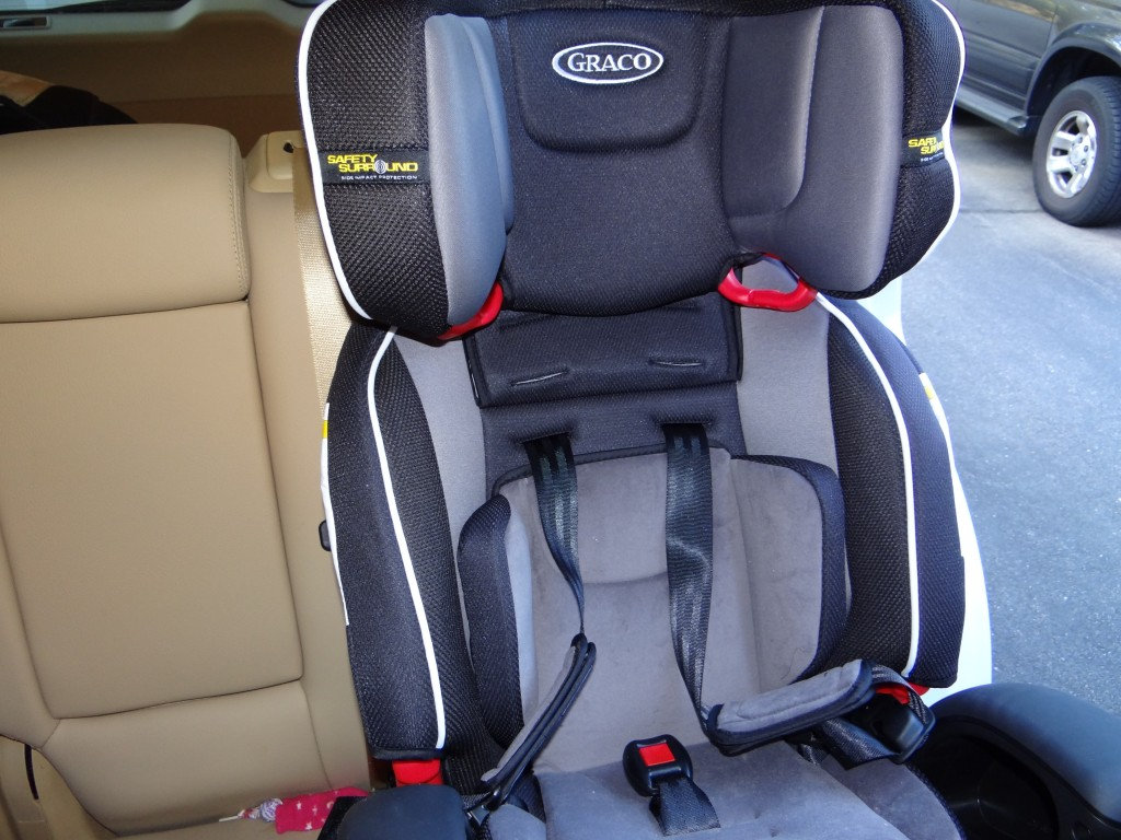 Graco Nautilus 3 In 1 Car Seat Review Giveaway