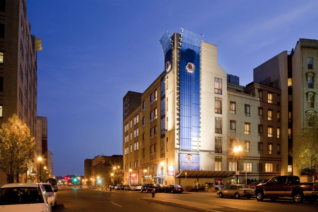 Doubletree By Hilton Hotel Review Boston Ma The