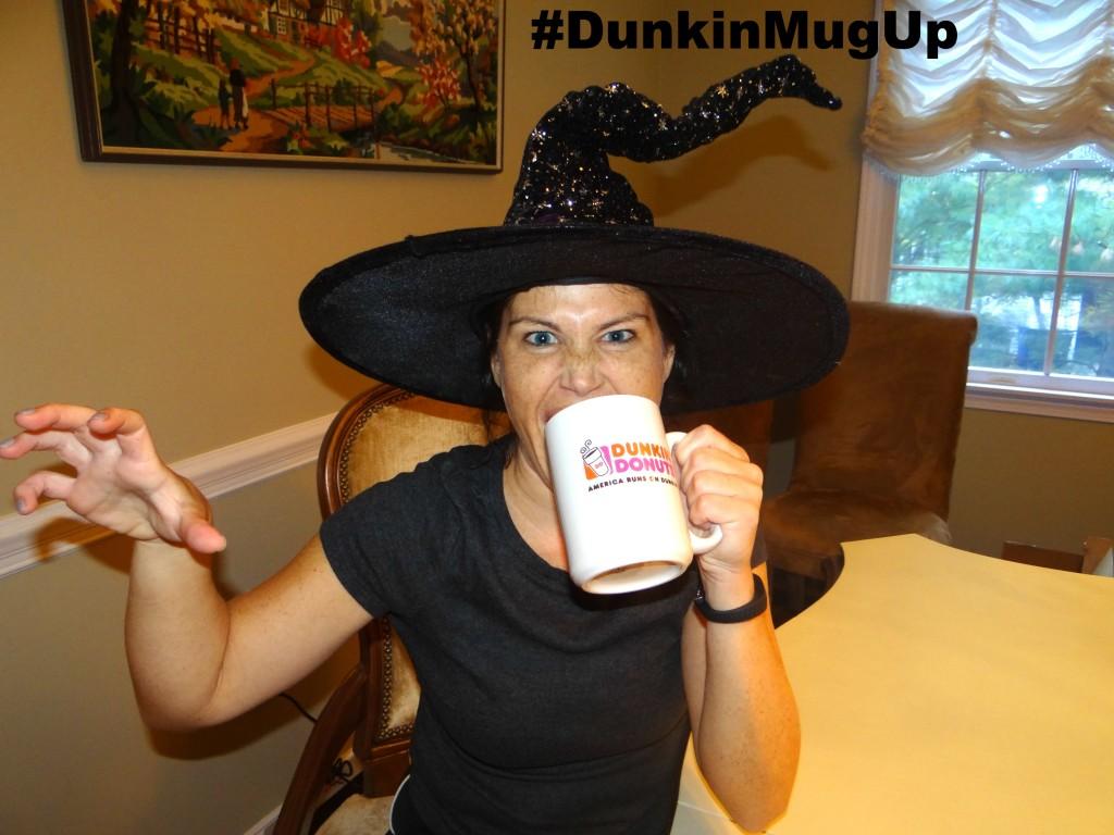 #DunkinMugUp