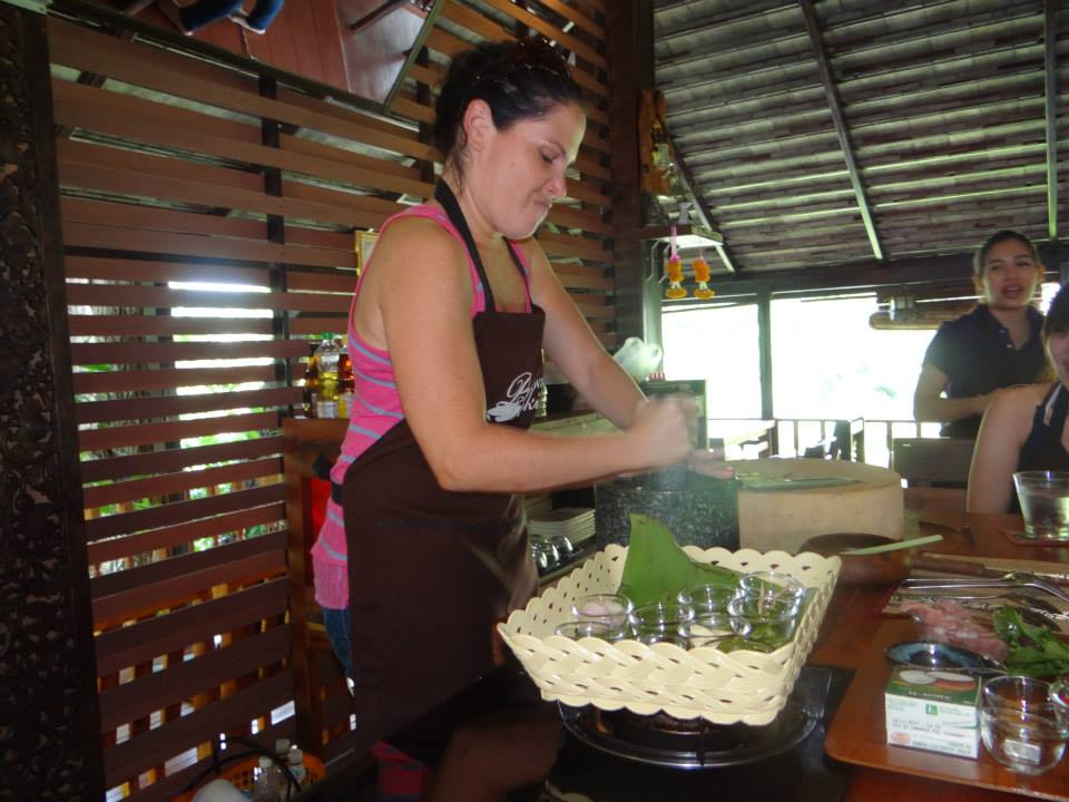 Pantawan Cooking School #Thailand