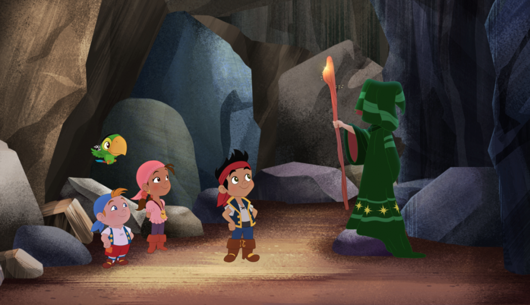 Jake and the Never Land Pirates games - play free on Game-Game