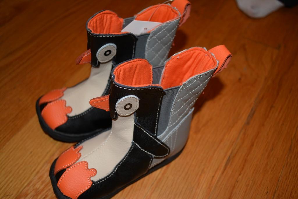Zooligan shoes