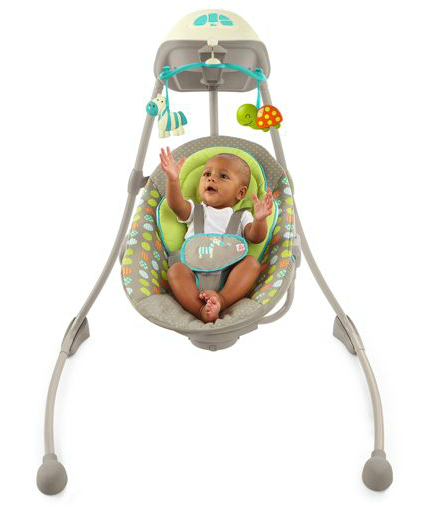 Bright Starts Baby Swing Instructions