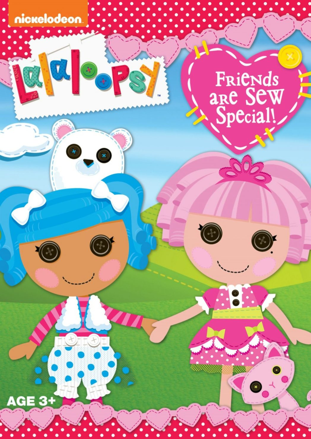 Adventures in Lalaloopsy Land: The Search for Pillow| 2012 | DVD Cover
