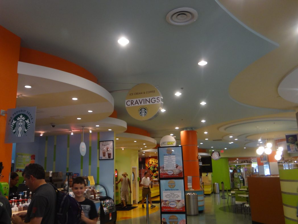 Nickelodeon Suites Hotel In Orlando Florida The