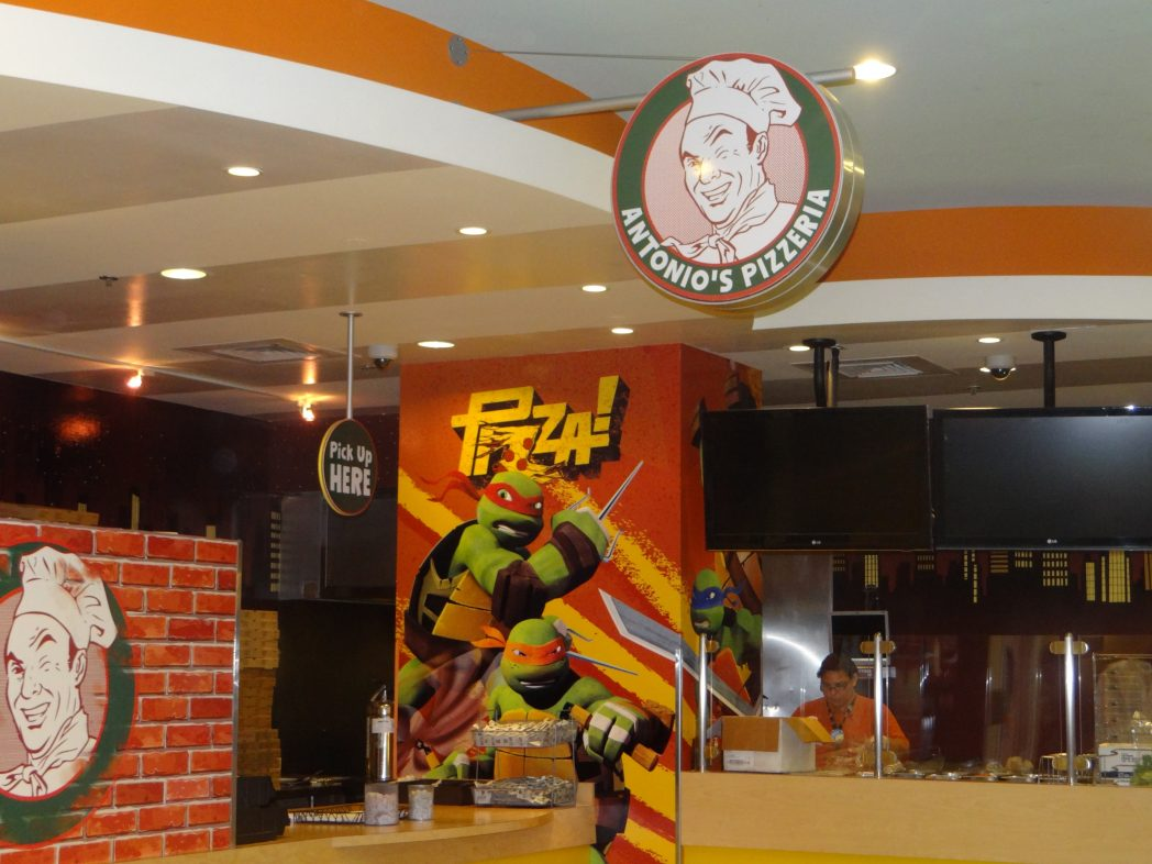 Nickelodeon Suites Hotel In Orlando Florida The