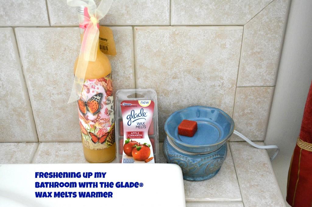 Glade® Wax Melts Warmer