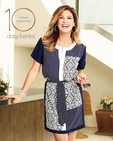 Kohl's Daisy Fuentes line