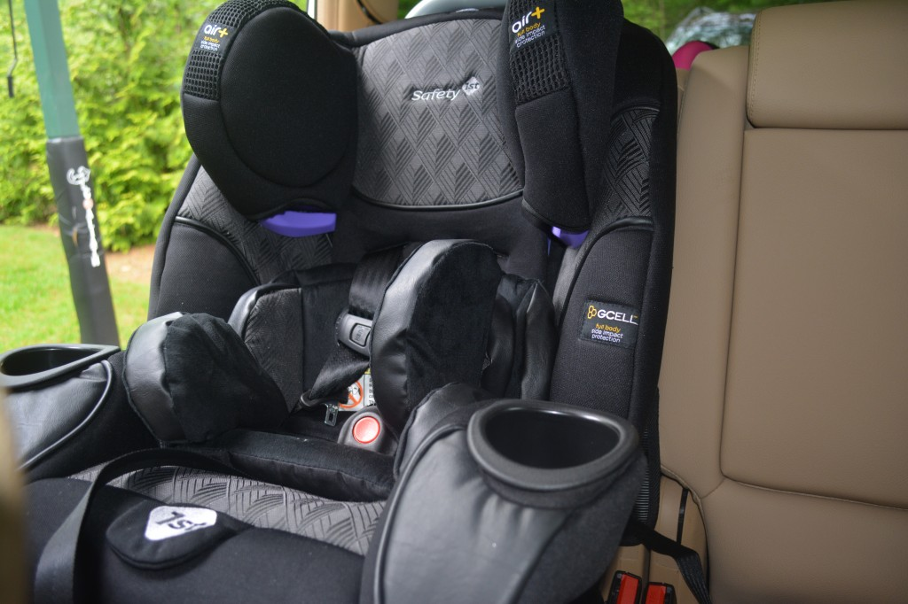 Safety 1st Elite 80 Air + 3-in-1 Convertible Car Seat Review and ...