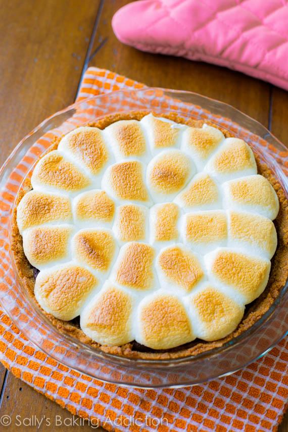 Smores_Brownie_Pie_10
