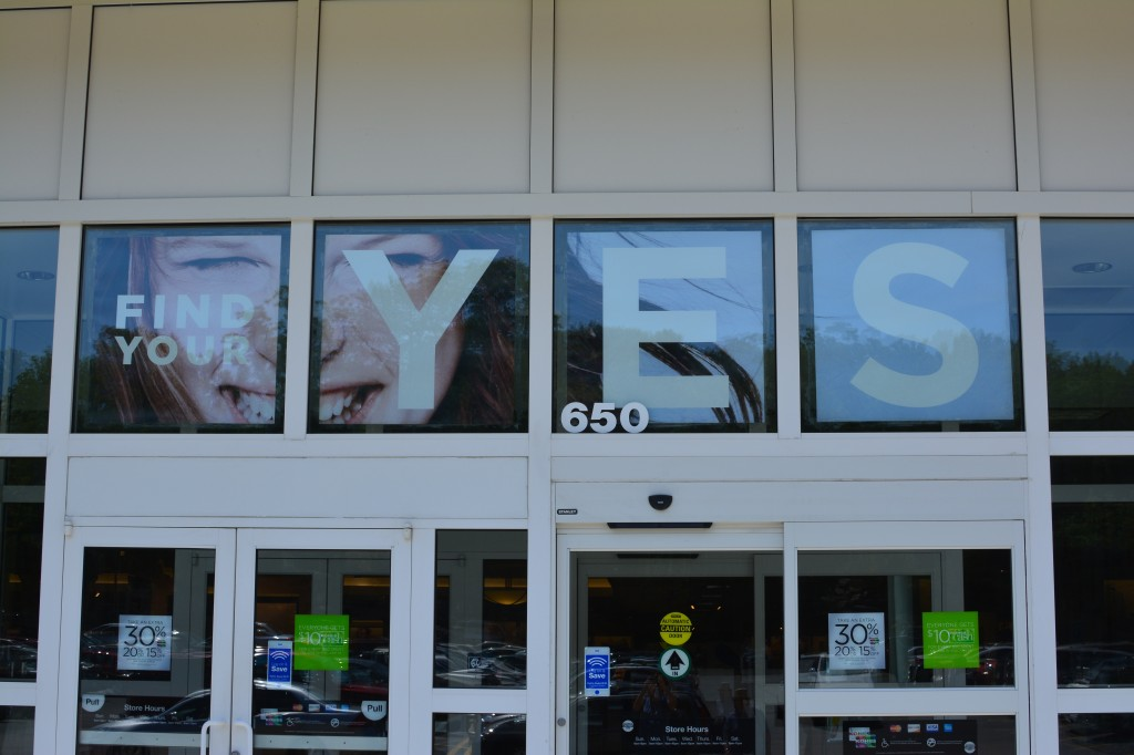 #FindYourYes