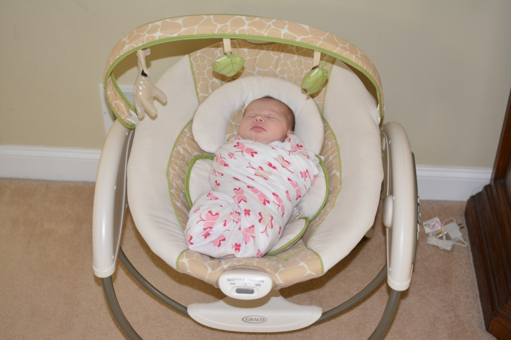 Graco Glider Lx Gliding Swing Review And Giveaway The Mommyhood Chronicles