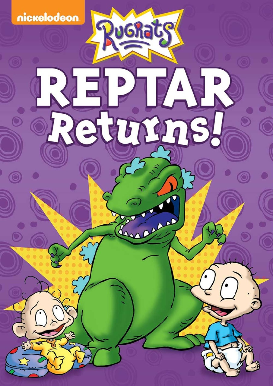 Rugrats, SpongeBob SquarePants, Teenage Mutant Ninja Turtles & Sanjay and Craig on DVD Soon!