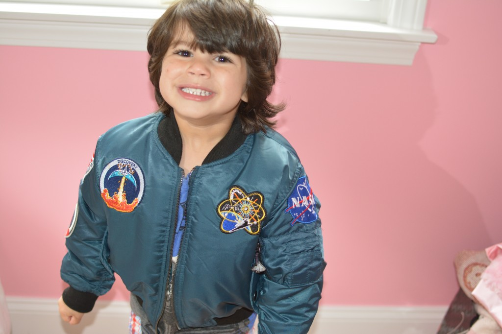 space shuttle jacket