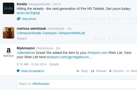 #AmazonWishList, #shop