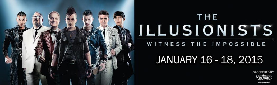 The Illusionists Coming to the PPAC, Rhode Island and a 4 ticket giveaway!
