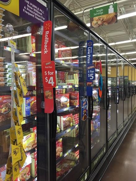 Rollback at Walmart