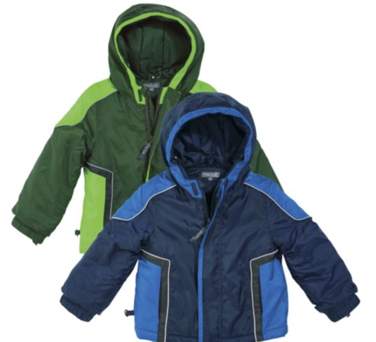 One Step Ahead Ski Jacket