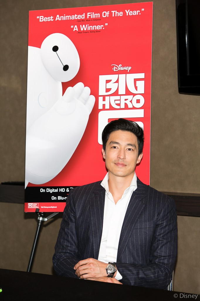 Daniel Henney Courtesy: Disney Pictures
