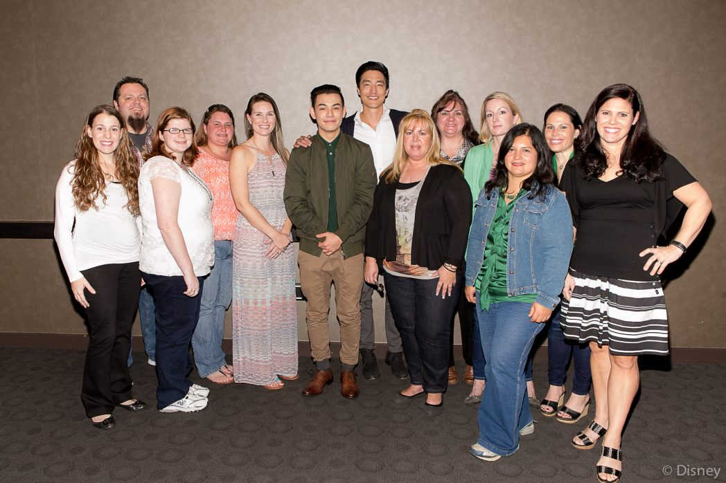 Big Hero 6- My Interview with Ryan Potter & Daniel Henney (Hiro/Tadashi)!