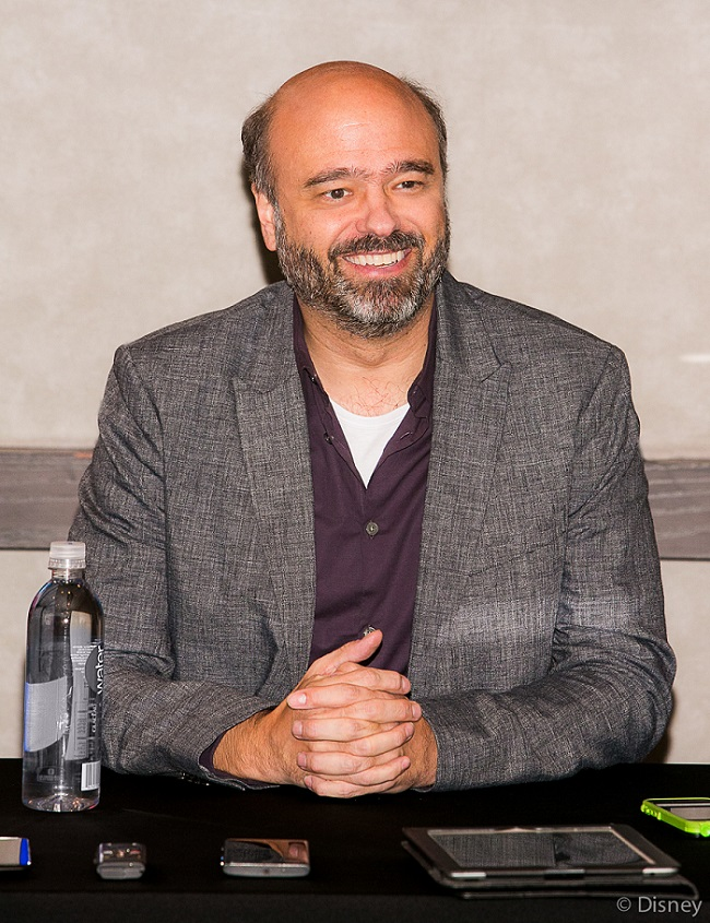 My Interview with Scott Adsit (Baymax) from Big Hero 6!
