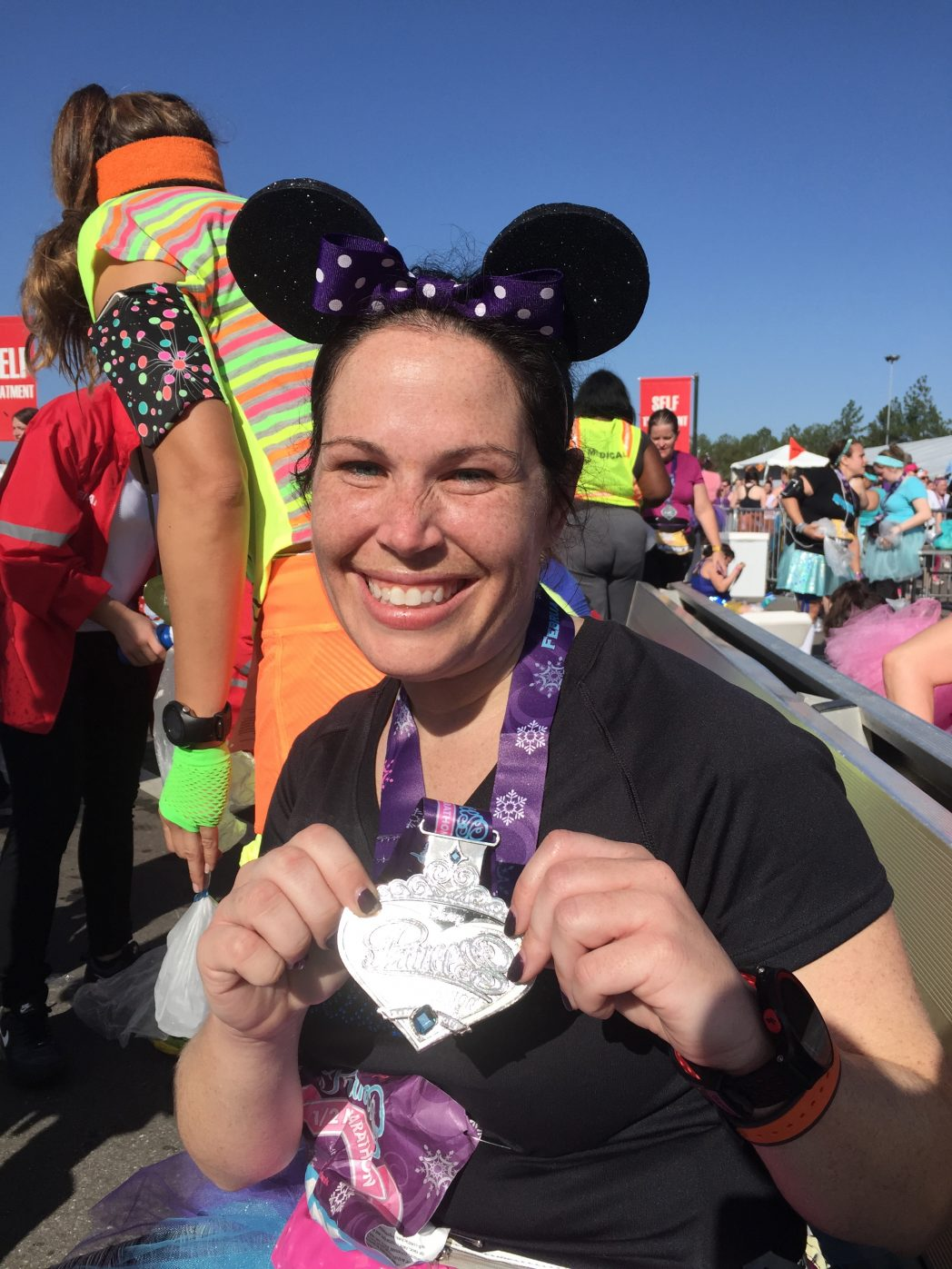 I Finished my FIRST HALF MARATHON- The Disney Princess Half Marathon!!
