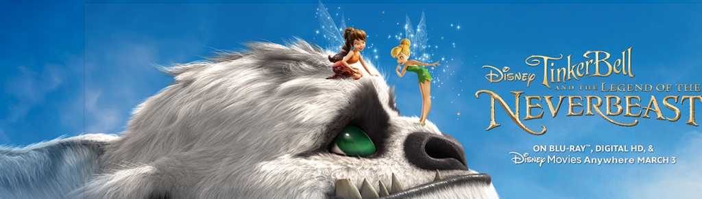 Tinkerbell and the Legend of the Neverbeast- Interview with Music Supervisor Brett Swain & Bleu!