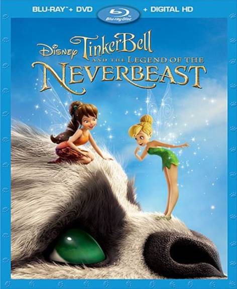 TINKERBELL AND THE LEGEND OF THE NEVERBEAST- My Interview with Ginnifer Goodwin!