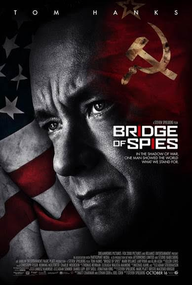 See Tom Hanks In The First Look at DreamWorks Pictures' BRIDGE OF SPIES! #BridgeOfSpies