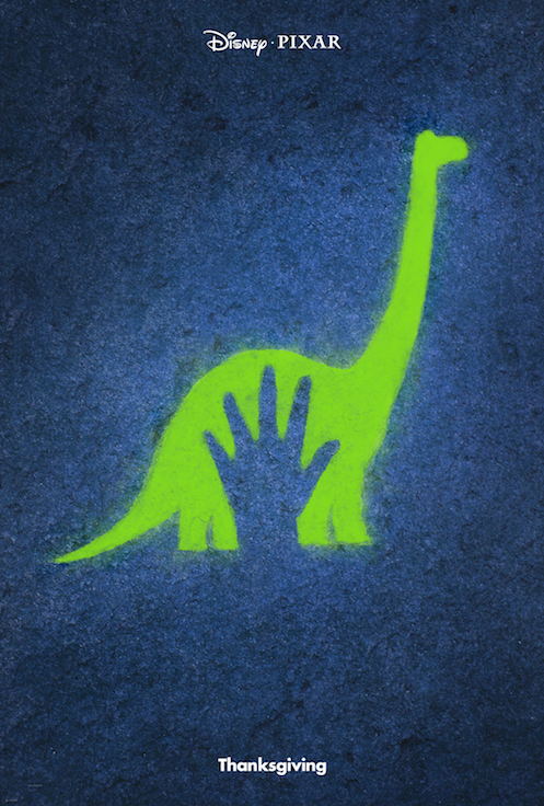THE GOOD DINOSAUR – New Teaser Trailer and Poster Now Available!!! #GoodDino
