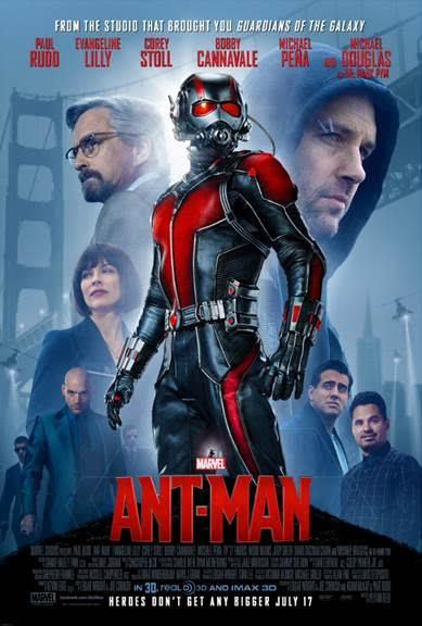 STOP and RUN to your theaters to see the INCREDIBLE Ant-Man! #AntManEvent