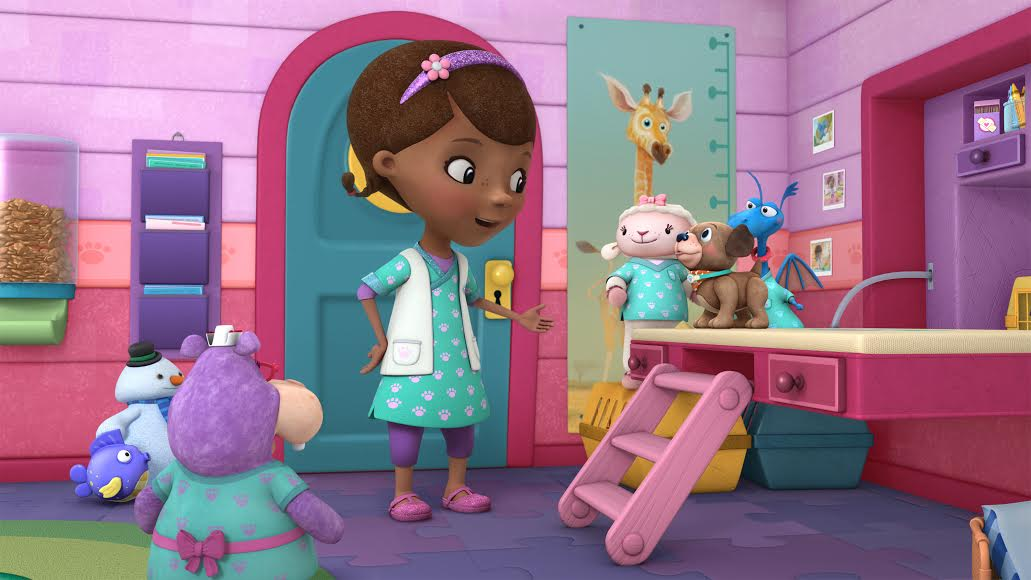 """Disney's """"Doc McStuffins: Pet Vet"""" Programming Event to Highlight Lessons About Care and Responsibility for Pets"""