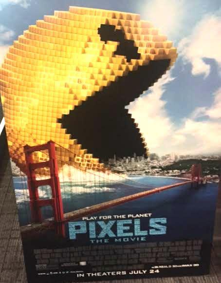 Sony Pixels