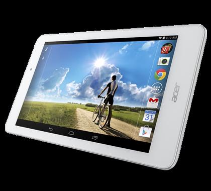 Intel Acer Tablet