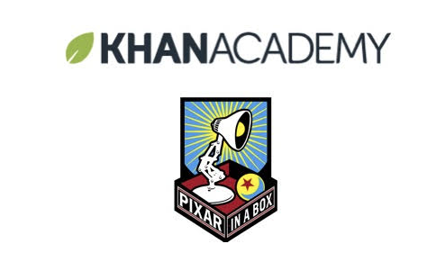 Khan Academy Launches Pixar in a Box, a Behind-the-Scenes Look at Pixar Animation Studios' Creative Process!