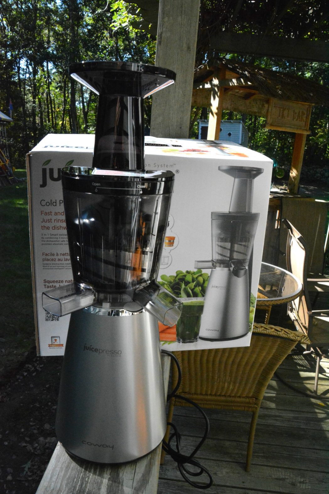 Slow Juicer Juicepresso : Juicing with the Juicepresso Slow Juicer- An AMAZING Juicer! - The Mommyhood Chronicles