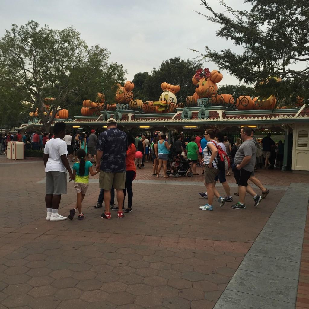 Disney Press Trip