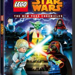 Lego Star Wars: The New Yoda Chronicles on DVD 9/15!