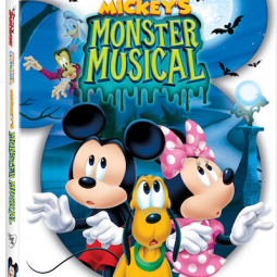 Mickey Mouse Clubhouse: Mickey's Monster Musical now available on DVD!!