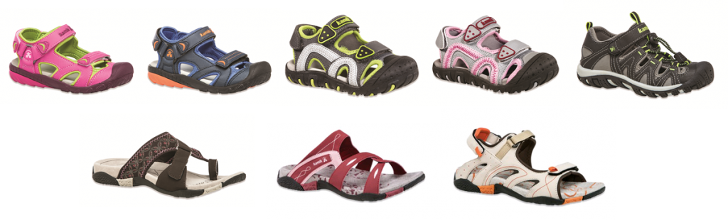 Kamik Shoes