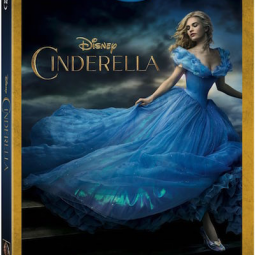 Cinderella is now available on DVD!!