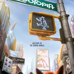 ZOOTOPIA – New Poster Now Available!!! #Zootopia